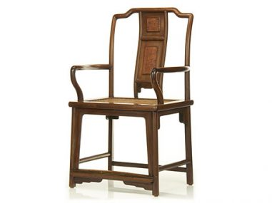 Antique Chinese Chair 360 Degree Spin Photography Example