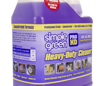 360-degree-spin-product-photography-simple-green-cleaner